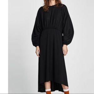 Zara Black Dress NWT